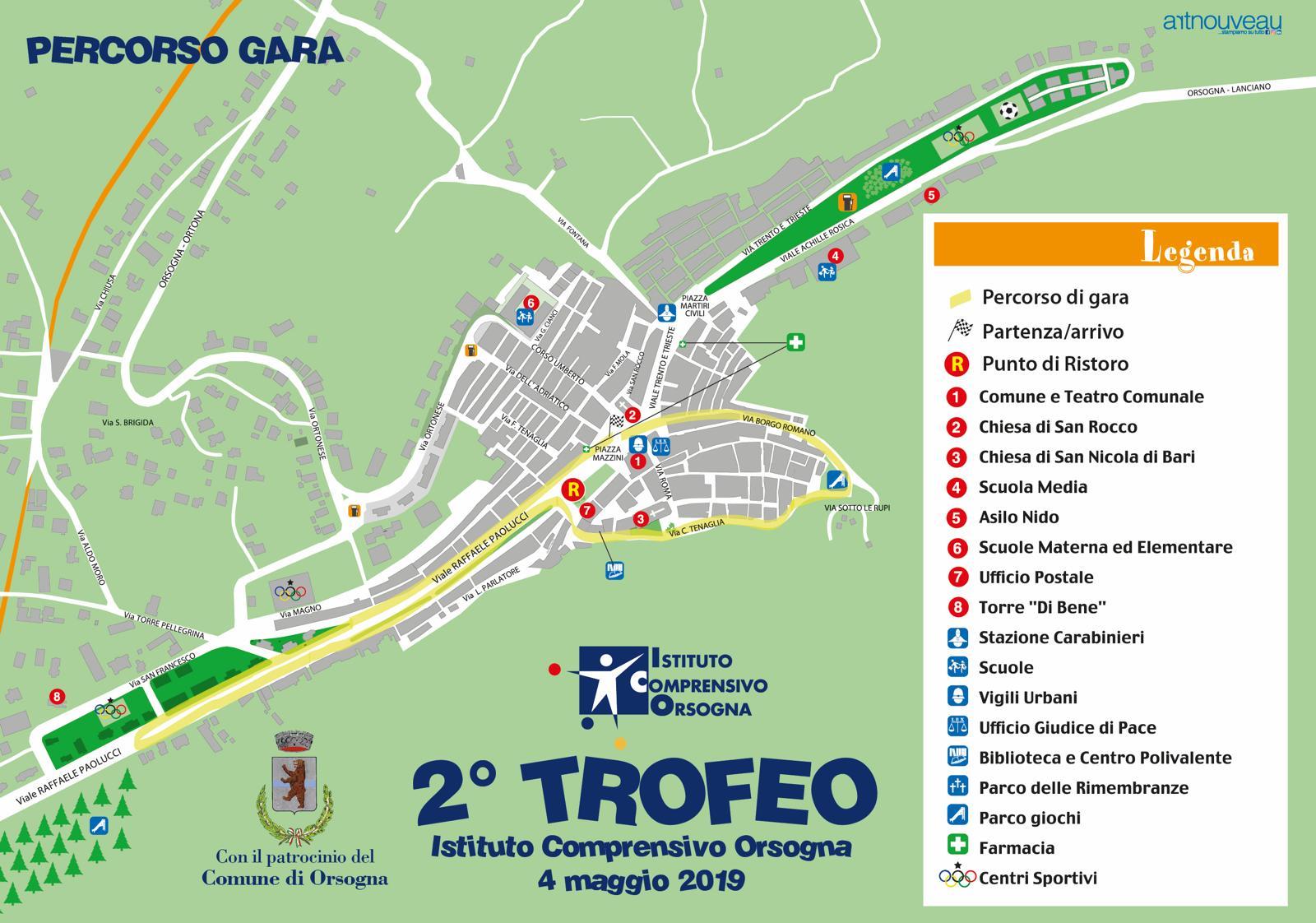 2 Trofeo Orsogna Comprensivo Trofeo 2 2 Orsogna Trofeo Comprensivo thrsdQ